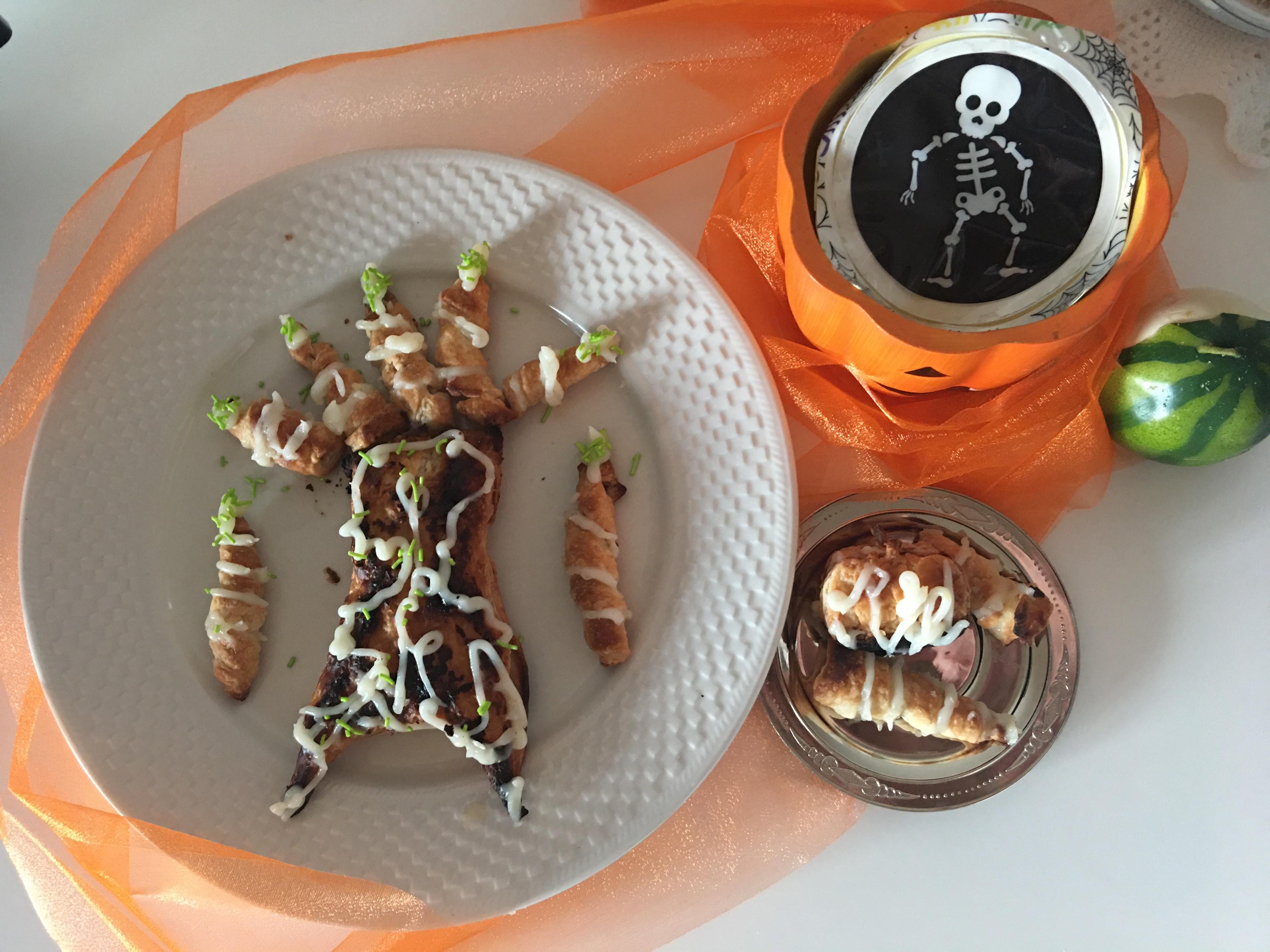 Dolcetti di Halloween - Albero delle streghe