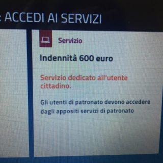 Decreto Rilancio - Art 84 - Bonus 600 euro - Procedura Inps