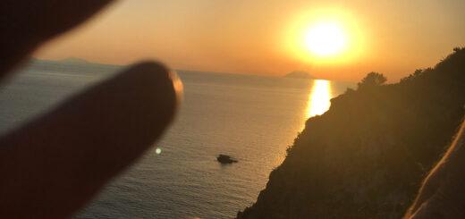 Calabria l'aspra terra in Zona Rossa