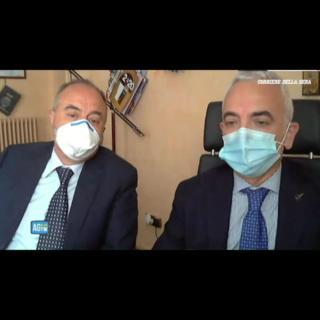 Gratteri e Capomolla - Operazione Farmabusiness - Arresto Tallini