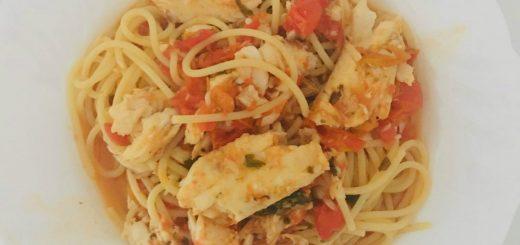 Spaghetti in acqua pazza - Il sale e le saline di Trapani