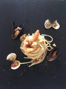 Spaghetti al profumo di mare - La mattanza delle balene Grindadráp